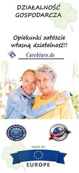 dzialalnosc dla opiekunek w Niemczech